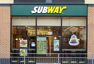 Subway – MC shopfronts